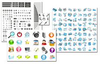 60 Free Vector Icon Packs for Design Professionals