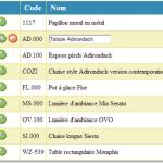 Accéder à « ASP.NET : GridView éditable »