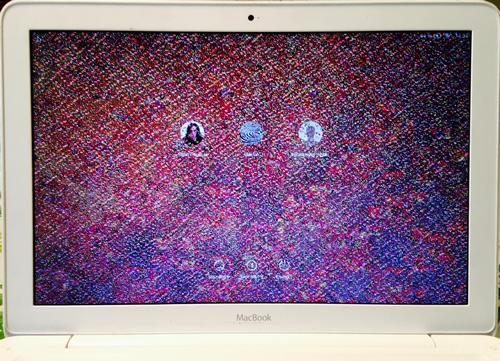 Accéder à « Récupérer les fichiers d'un Mac qui ne démarr »