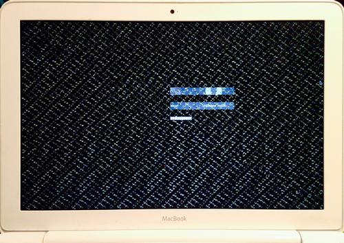 Ordinateur Mac ne démarre pas