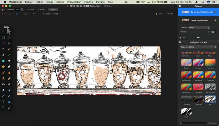 Créer Un Effet Bande Dessinée Avec Pixelmator