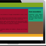 Accéder à « Gabarits pour démarrer un nouveau site Web à par »